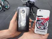 Comparing Bromptonised phones